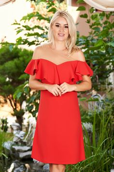 Reduceri rochii -70% - preturi reduse - Rochii Romania Shoulder Dress, Dresses, Fashion, Vestidos, Moda, Gowns, Fasion, Dress, Gown