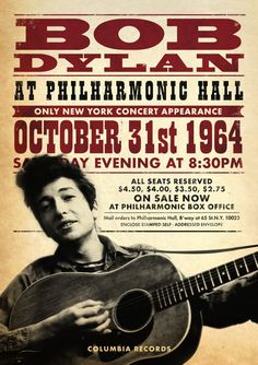 Rock Posters, Band Posters, Music Album Covers, Music Albums, Vintage Concert Posters, Vintage Posters, Bob Dylan, Pop Rock, Rock And Roll