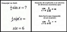 Chistes Matematicos...