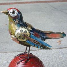 Clockwork Bird