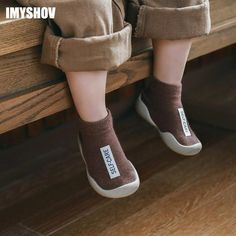 New Born Baby Shoes For Girls Boys Price: 20.99$ Discount ending in next 24 hours. Knitted Booties, Knit Shoes, Sock Shoes, Baby Girl Shoes, Girls Shoes, First Walkers, Baby Walkers, Walker Shoes, Baby Sneakers