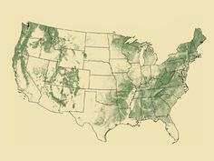 Fascinating Old Census Maps Updated For A Modern America