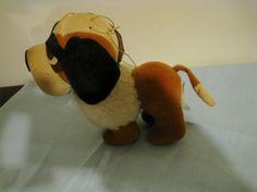 Vintage St Bernard Stuffed Dog Animal Fair Pet Co by UniqueSteals