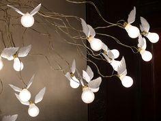 Angel bulbs :-) ▶▶▶ Ingo Maurer n@casadesignboston.com