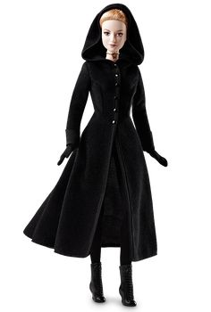 The Twilight Saga Eclipse Jane   Barbie Collector