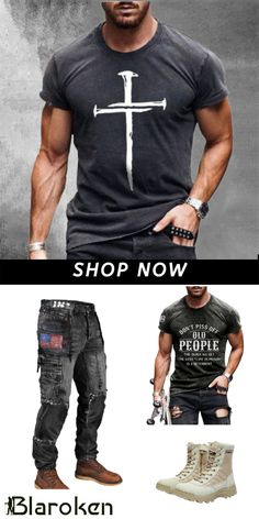 Buy Men's Tactical Pants, Clothing and Gear for great price at Blaroken. #tactical #tactical #casual #ootd Mens Tactical Pants, Tactical Clothing, Casual Ootd, Men Casual, Kombi Trailer, Herren Outfit, Look Vintage, Well Dressed Men, Mens Clothing Styles
