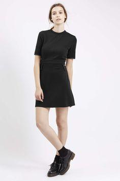 A-Line Pocket Dress - Topshop