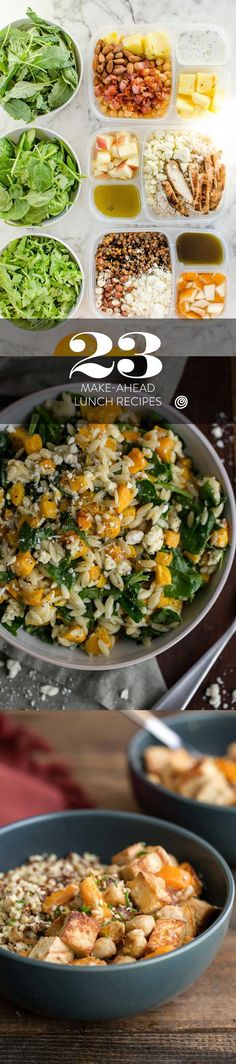 Full loaded potato salad recipe healthy work lunches healthy 20 make ahead lunches to get you through the work week forumfinder Choice Image