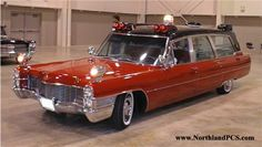 World's Strangest | Awesome Vintage Ambulance Cars