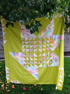 A Quilting Life - a quilt blog: November...