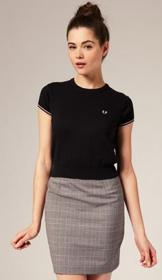 Fred Perry Girls 2149