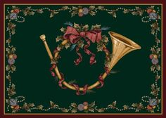 Milliken French Horn * Details can be found by clicking on the image.