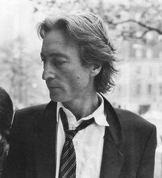 John Lennon, New York City, August 1980.