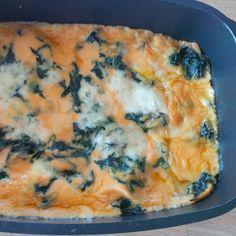 Rezept Spinat Lasagne von ChristianeS - Rezept der Kategorie Hauptgerichte mit Gemüse
