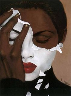 Your Source for Fine Black Art Prints and Posters by African American Artists, other Ethnic and Decorative Prints and and Posters at Everyday Discount Prices. Black Art Painting, Black Artwork, African American Art, African Art, American Women, Art Black Love, Art Amour, Female Art, Amazing Art