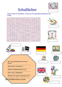 Schulfächer Languages Online, Foreign Languages, Teaching Materials, Projects For Kids, Kids Learning, Bullying, German, Bullet Journal, Humor