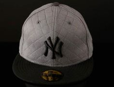 New York Yankees Quilter 59Fifty Cap NEW ERA x MLB Gorras 3011b584021