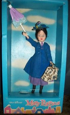 Mary Poppins doll by Horsman