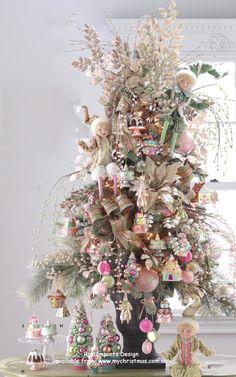 Mejores 118 Imagenes De Arboles De Navidad 2018 2019 En Pinterest - Arboles-para-navidad