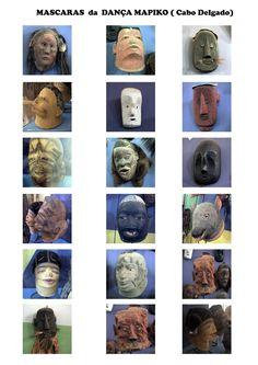 mascara mapiko