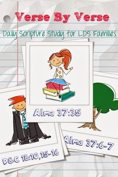 Last week I was contacted by Brooke fromVerse by Verse: Daily Scripture Studyfor LDS families and Kids.  She had just finished designing a brand new app and was wondering if I was up for reviewing it. Was I ever?!?This app is RIGHT UP MY FAMILY's...