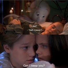 """""""Can I keep you?"""" <3 Casper"""