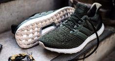 adidas Ultra Boost 3.0 Olive