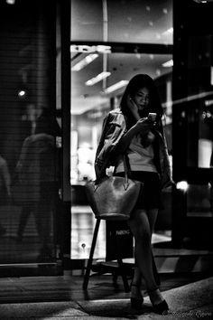 Silence of Silence | Urban Street Photography