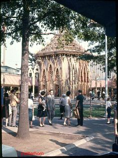 York World's Fair of 1964 Thailand Pavilion