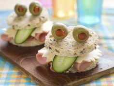 22 sandwiches originales para preparar los desayunos más divertidos a los niños - IMujer
