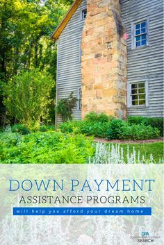 Down Payment Assistance Program Search Tool That Will Help You Afford The House You've Always Wanted!