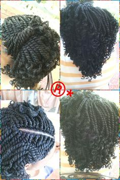 #kinkytwist  #Crochetbraids