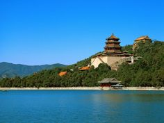 Summer Palace - Served as a representation of the Manchu's taste in architecture and wealth.