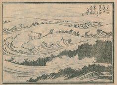 葛飾北斎 今様櫛雛形 上編 Katsushika Hokusai