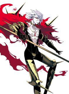 Fate/Apocrypha || Karna (Lancer)