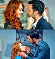Cute Love Stories, Love Story, Turkish Actors, Turkish Men, Movie Couples, Cute Couples, Beautiful Redhead, How To Feel Beautiful, Rosemary Beach Florida