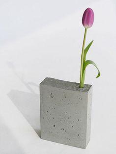 Wohnideen mit <i>Beton</i>: Dezenter Baustein