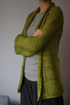 Cardigan on Ravelry: KatLinn's Driven