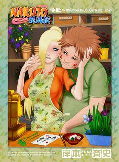 Naruto Couples, Anime Couples, Naruto Characters, Disney Characters, Fictional Characters, Clover Flower, Princess Zelda, Disney Princess, Deviantart