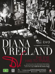 Diana Vreeland, la mirada educada (2011) - FilmAffinity