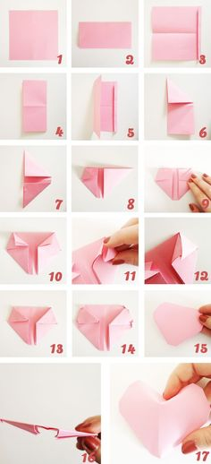 Origami Best Ideas About Origami Hearts On Origami Love Origami Heart Place Card Tutorial Origami Heart Place Card Holder Ravishing Origami Heart Place Card Origami Heart Place Card Holder. Fun Origami Pages Origami Design, Diy Origami, Origami Simple, Origami Love, Useful Origami, Paper Crafts Origami, Origami Tutorial, Diy Paper, Heart Origami