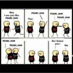 Pearl jam jamily