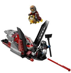 LEGO Marvel Super Heroes: Guardians of the Galaxy: The Milano Spaceship Rescue