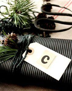 #Christmas gift #wrapping