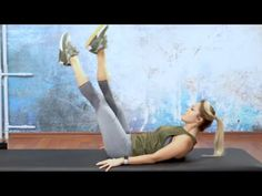 6 Fat Burning Movements in 30 Seconds (Impossible Exercises) Pilates Workout, Pilates Abs, Abs Workout Routines, Aerobics Workout, 30 Minute Workout, Pilates Video, Yoga Routine, Workout Videos, Pilates Reformer