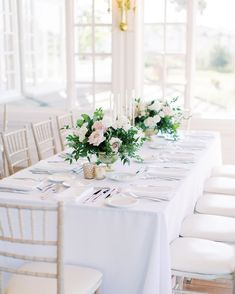 """Nicole Manalo Events on Instagram: """"Pastels and white washed chiavari chairs ✨ Photo @devondonnahoophoto  Florals @momentsinbloom  Coordination @nicolemanaloevents  Chairs…"""""""