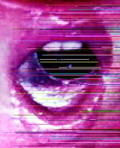 Slime Mouth  Skype & Jpeg Glitch