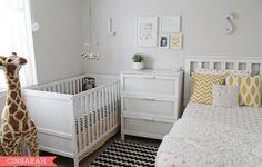 quarto de bebe com os pais - Pesquisa Google