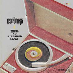 """Record cover Dafuniks """"Enter the sideshow groove"""""""