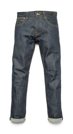Nudie Jeans Steady Eddie Dry Heavy Japan Selvage